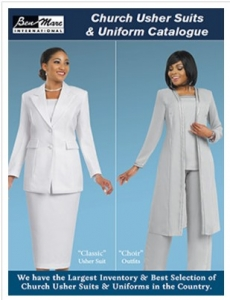 Ben Marc Church Usher Suits & Uniforms