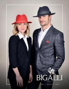 Bigalli Hats Fall and Winter 2020