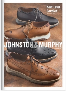 Johnston & Murphy Fall 2020 Footwear Collection